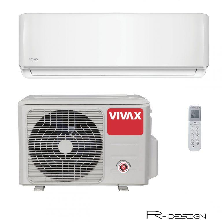 Vivax M dizajn serija, 7,0kW, ACP-24CH70AEMI - Vivax